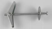 hmoždinka ocelová dutinová sklopná se šroubem