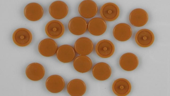krytka vrutu UNIQUADREX plastová